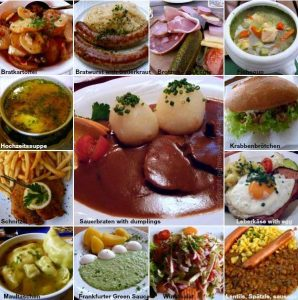 Traditional German Dishes