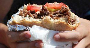gesunde Fast-Food